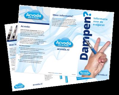 Klik voor de Acvoda informatieflyer